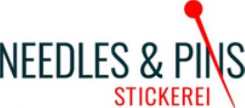 Stickerei Needles & Pins